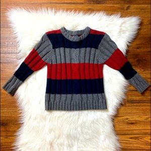 The Children's Place Boy's Chunky Stripe Sweater